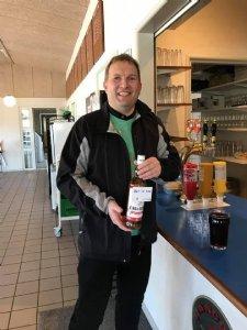 Carsten Riisbjerg fik Hole-In-One