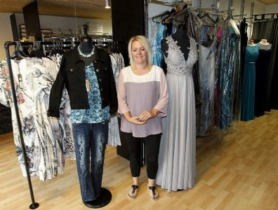 Ladies-Fashion åbner i Frederiksgade