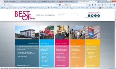 www.bestofskive.dk - Webportal med det bedste fra Skive