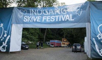 Skive Festival forventer 10.000 gæster på pladsen