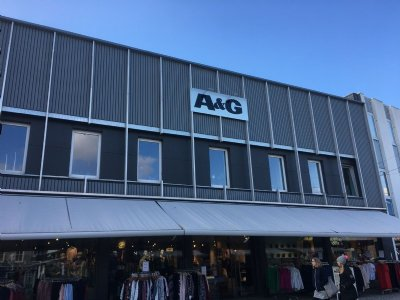 A&G bliver til MAGASIN i Skive