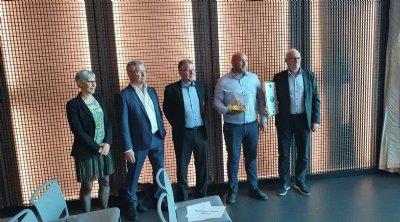 Swed-Mark fra Skive vinder Byggeriets Arbejdsmiljøpris