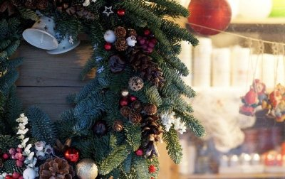 Julemarked på Spøttrup Borg