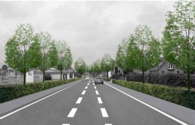 Lukning af Viborgvej for indadgående kørsel