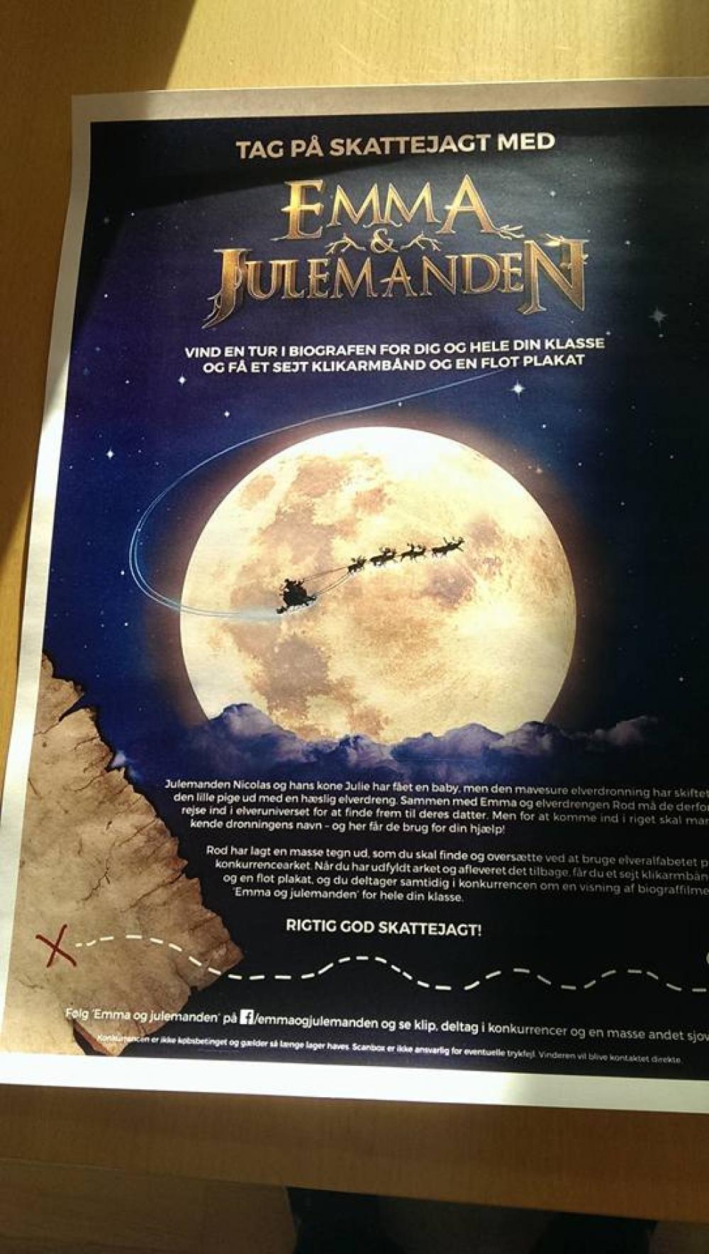 kommende julefilm
